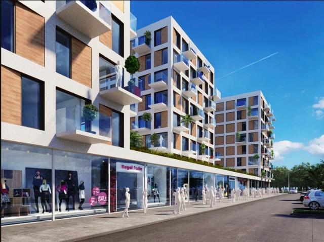 Tak będzie wyglądał nowy kompleks TBS przy Bielskiej w Tychach