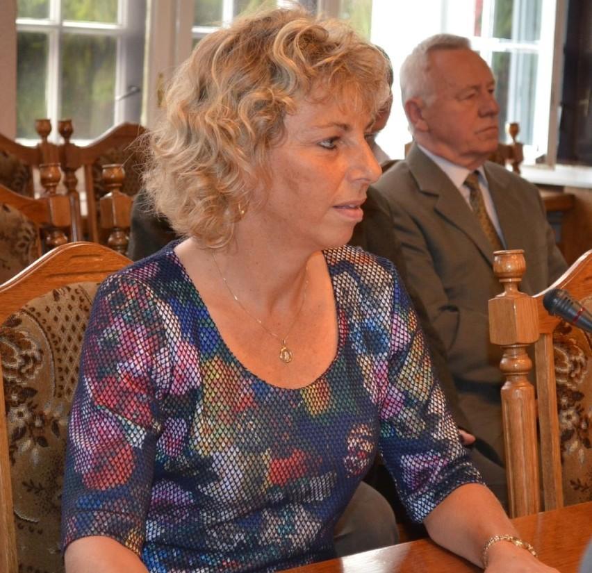 Justyna Szulc, szefowa tucholskiego sanepidu  apeluje do...