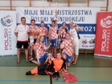 Unihokeistki z UKS Pancerni Żurawica na 4. miejscu w Mistrzostwach Polski Młodziczek [ZDJĘCIA]