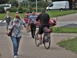 Internauta apeluje: Rowerzyści - myślcie jak jeździcie, dla własnego dobra