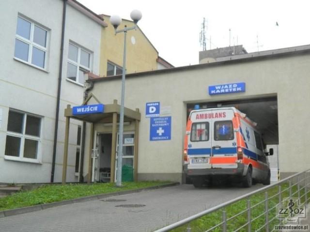 Szpital powiatowy w Wadowicach