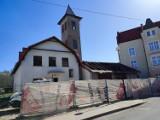 Ruszyła przebudowa remizy strażackiej w Dusznikach-Zdroju