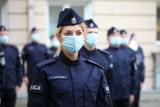 Policja w Grodzisku będzie mieć nowych funkcjonariuszy. Złożyli uroczyste ślubowanie