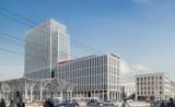 Budowa hotelu Hampton by Hilton wstrzymana do lipca