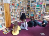 Majowe spotkanie Dyskusyjnego Klubu Książki w Bibliotece Szkolnej w Wicku