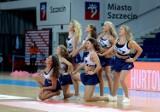 King Szczecin wygra z Dąbrową Górniczą. Zobacz ZDJĘCIA cheerleaders i kibiców