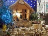 Szopki w łódzkich kościołach - stajenki i groty ze Świętą Rodziną ZDJĘCIA