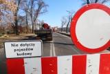 Od czwartku fragment ul. Pełkińskiej w Jarosławiu jest zamknięty. Objazd wyznaczono łącznikiem pomiędzy stacją Orlen i Biedronką
