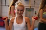Miss Beskidów 2014. Kandydatki na miss ćwiczą w siłowni [ZDJĘCIA]