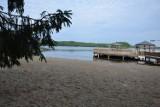 Plaża miejska w Szczecinku ponowie otwarta. Sinice ustąpiły