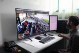 Legnicki stadion Miedzi Legnica naszpikowany jest najnowszymi kamerami
