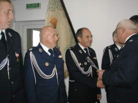 Za najlepszą działalność bojową zostały nagrodzone jednostki OSP z Czerska, Rytla, Malachina, Krzyża i Łęga. Dyplomy odebrali też Józef Grabański i Stefan Jędrzejewski.