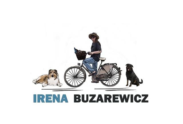 Nauczycielka języka angielskiego Irena Buzarewicz zamierza ubiegać się o urząd burmistrza. Na swoim profilu na facebooku zaprezentowała logo kampanii, które – jak pisze – pojawi się na plakatach i koszulkach.