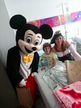 Dzień Dziecka i otwarcie nowej świetlicy w ostrowskim szpitalu