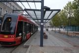 Katowice dzisiaj są wyludnione. Ulice i place są puste mimo Święta Niepodległości