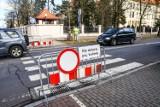 Ulica Gdańska w Bydgoszczy zamknięta. Utrudnienia w ruchu - uwaga na oznakowanie i objazd