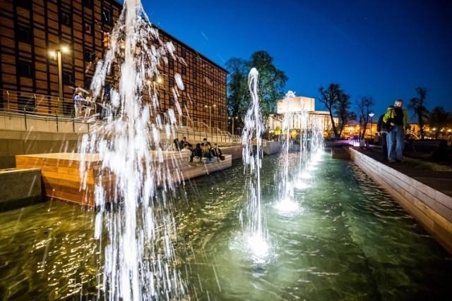 Wnętrza i oświetlenie zrewitalizowanych Młynów Rothera również podlegały opiniowaniu przez Społeczną Radę ds. Estetyki Bydgoszczy.