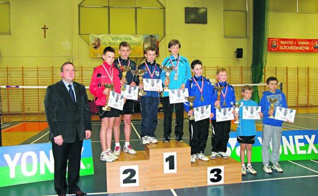 Z medalami i na podium - zdolni zawodnicy STB Energii dumni z osiąganych sukcesów