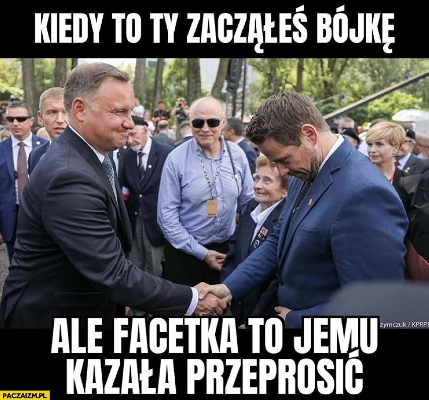Wybory 2020: Duda vs. Trzaskowski. Memy o wyborach...