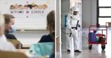 Śląskie: Koronawirus w trzech szkołach. Wróciła tam nauka zdalna