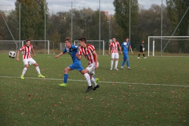 Cracovia pokonała Hutnika Kraków 4:0