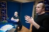 Nowe słuchowisko Radia Kraków oparte o listy Tadeusza Różewicza i Ryszarda Przybylskiego
