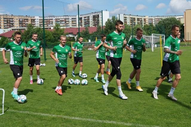 GKSBełchatów szykuje się na II ligę