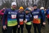 Bieg Walentynkowy w Poznaniu: Ponad tysiąc biegaczy wystartowało w czwartej edycji [ZDJĘCIA]
