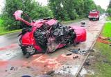 Straszęcin: w wypadku zginęły 19-letnia Andżelika i 26-letnia Ewelina