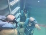 Szkolenie podwodne dla żołnierzy 1. Batalionu Czołgów w Żurawicy [ZDJĘCIA]