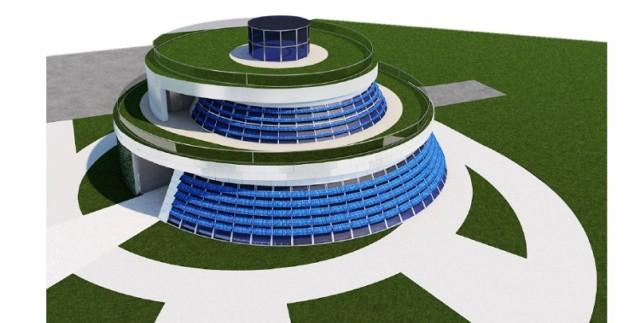 Według planu budynek ma powstać przy zbiegu ulic Na Kotlinę i Mendysa.