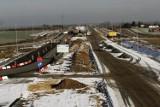 Trwa budowa drogi ekspresowej S3 pod Legnicą [ZDJĘCIA]