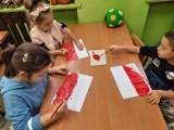 Przedszkolaki na patriotycznych zajęciach [ZDJĘCIA]
