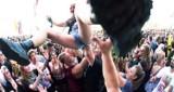 Festiwal, kiściobranie, spotkania z podróżnikami, emocje na stadionie. Ależ się działo!