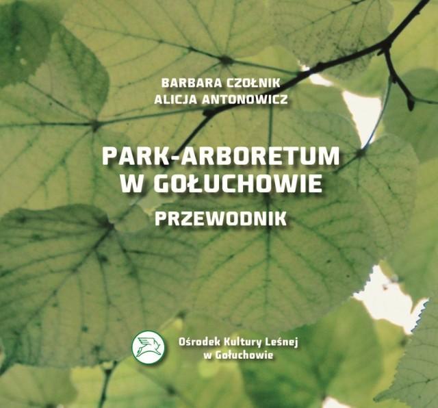Park-arboretum w przewodniku wydanym przez OKL