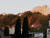 Jesienny Kazimierz Dolny. W tych krajobrazach można się zakochać! Zobacz zdjęcia ze spaceru po miasteczku leżącym nad Wisłą [15.10.2021]