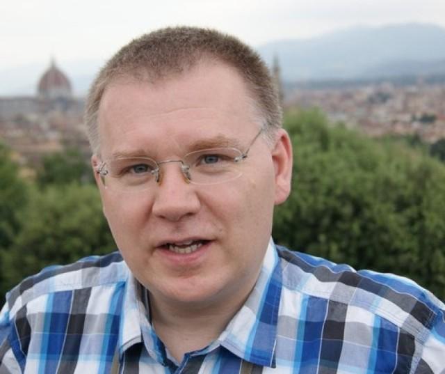 Ksiądz Paweł Cembrowicz