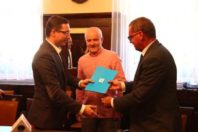 Miasta Rybnik, Żory i Kuźnia Raciborska podpisały porozumienie na rzecz rzeki Ruda