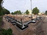 """Nowa hala """"ekonomika"""" ze Szczecinka. Tak wygląda na początku lipca [zdjęcia]"""
