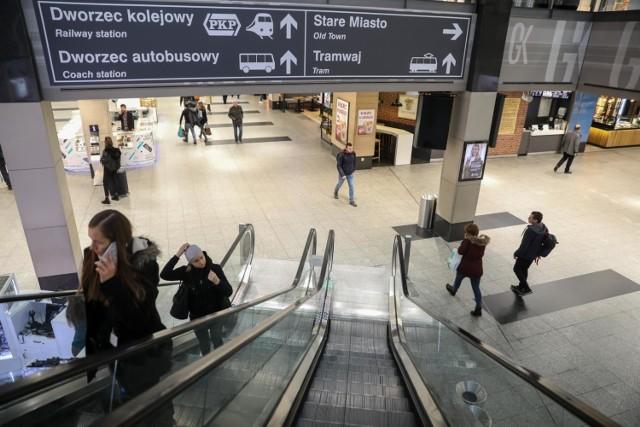 Dworzec Główny PKP w Krakowie