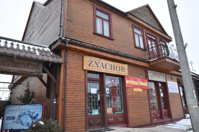 Właściciel chce sprzedać budynek za 1 200 000 zł.