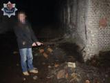 Przemków: Kradł złom z byłych zakładów i znosił je na swoje podwórko