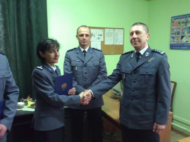 Komisariat w Józefowie funkcjonuje od piątku. Stanowisko komendanta objęła wyłoniona w konkursie podinsp. Anna Krystosik.