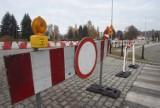 Odcinek drogi wojewódzkiej 992 w Jaśle zamknięty. Trwają prace naprawcze