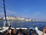 """Uczniowie ostrowieckiej """"Budowlanki"""" pływali katamaranem po Costa del Sol. Zobaczcie zdjęcia"""