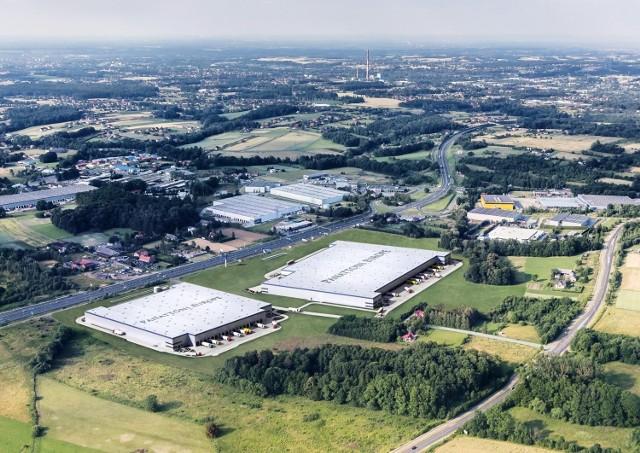 Panattoni Park Bielsko-Biała III to już trzeci obiekt Panattoni, jaki powstał na terenie Bielska-Białej w bezpośrednim sąsiedztwie drogi S-52 Bielsko-Biała - Cieszyn.