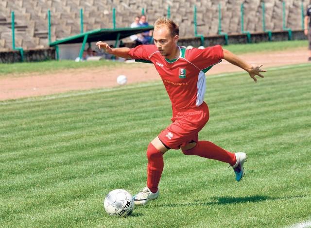 Robert Taszek  z Sarmacji ustalił rezultat pojedynku w Częstochowie