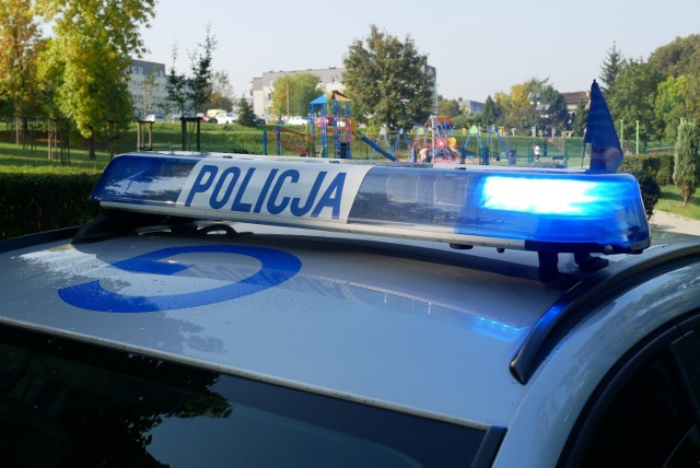 Pijany kierowca uciekał przed policjantami w Chrzanowie