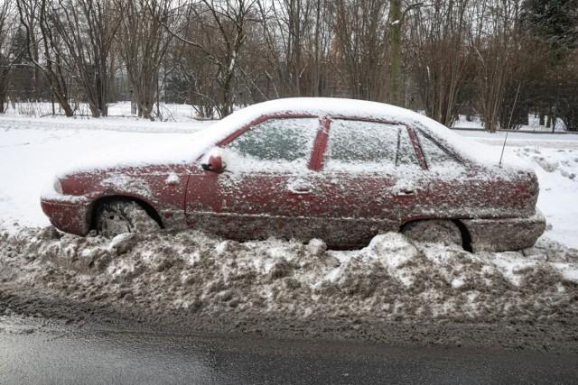 Zima w Krakowie trzyma mocno. Do soboty nocami temperatura może spaść do -16 stopni Celsjusza