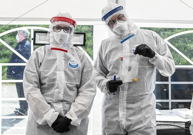Dane statystyczne dotyczące pandemii koronawirusa w sobotę, 5 czerwca 2021 roku.
